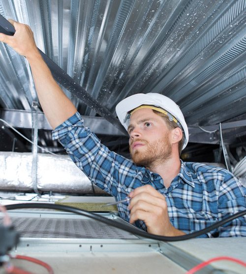 commercial-electrician-Asheville